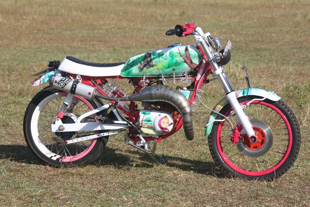 Yamaha Rx King 1997 Magelang Bukan Bang Tigor Garassicom