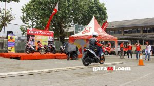 Safety Riding Astra Motor #44
