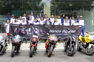 Honda Big Bike #4
